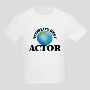 World's Best Actor T-Shirt