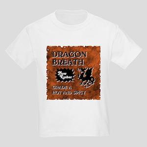 DRAGON BREATH Kids Light T-Shirt