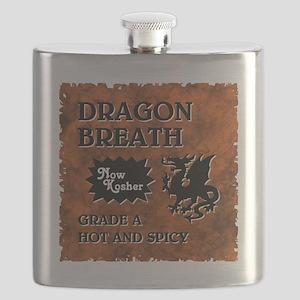 DRAGON BREATH Flask