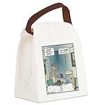 Happy Birthday Honey Canvas Lunch Bag