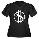 Libertatis AEquilibritas Women's Plus Size V-Neck