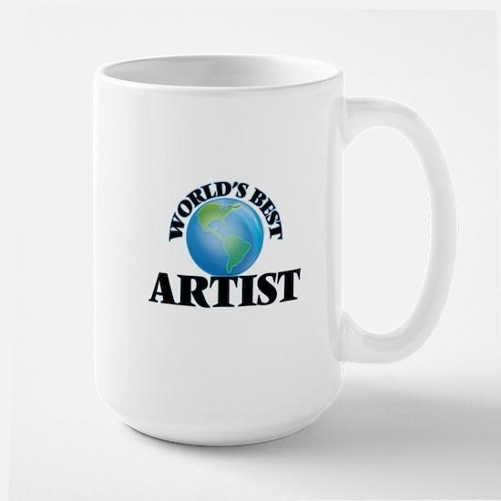 World's Best Artist Mugs