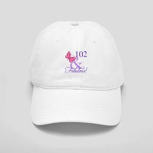 Fabulous 102th Birthday Cap