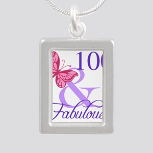 Fabulous 100th Birthday Necklaces