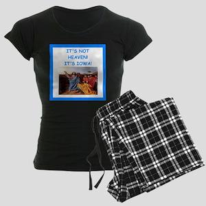 iowa Pajamas