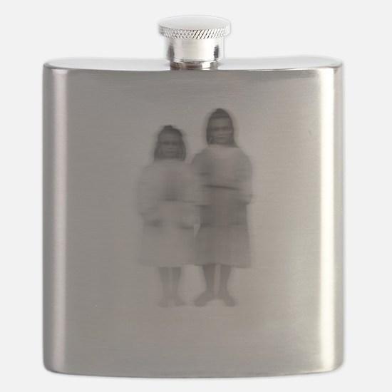 Ghost girls Flask