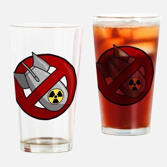 Unique Abolition Drinking Glass