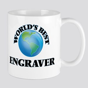 World's Best Engraver Mugs