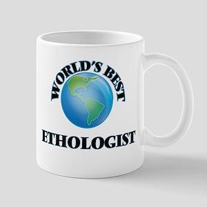 World's Best Ethologist Mugs