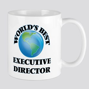 World's Best Executive Director Mugs