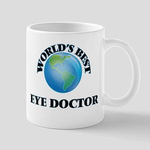 World's Best Eye Doctor Mugs
