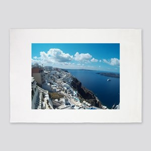 Santorini 5'x7'Area Rug
