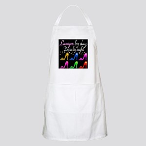 LAWYER SHOE QUEEN Apron