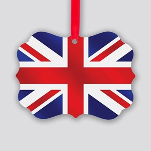 Union Jack UK Flag Ornament