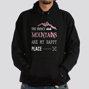 The Smoky Mountains Are My Happy Place Sweatshirt