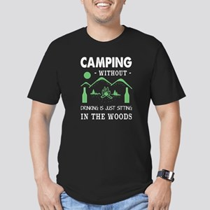 Camping With Out Drinking T Shirt T-Shirt