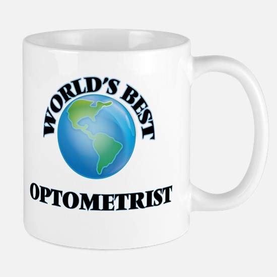 World's Best Optometrist Mugs