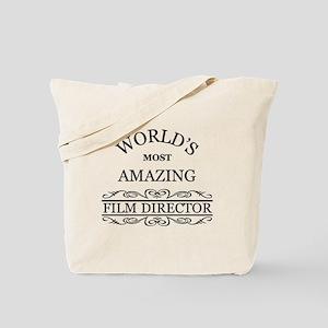 Amazing Film Director Tote Bag
