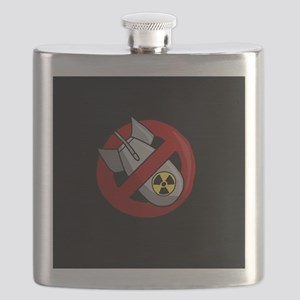 No nuclear weapons Flask