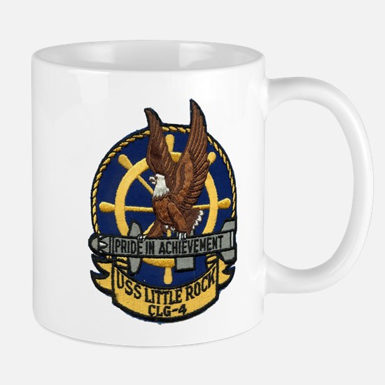 USS LITTLE ROCK Mug