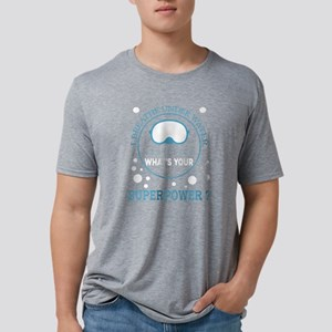I Breathe Under Water What Is Your Power T-Shirt