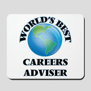 World's Best Careers Adviser Mousepad