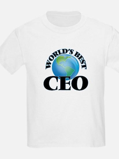 World's Best Ceo T-Shirt