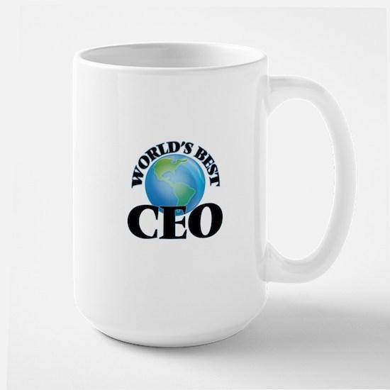 World's Best Ceo Mugs