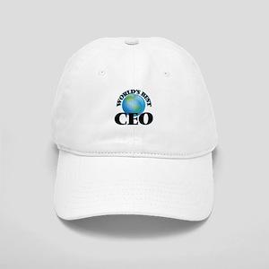 World's Best Ceo Cap