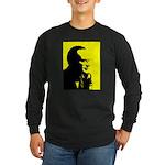 Rothbardian Long Sleeve Dark T-Shirt