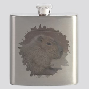 Capybara Flask