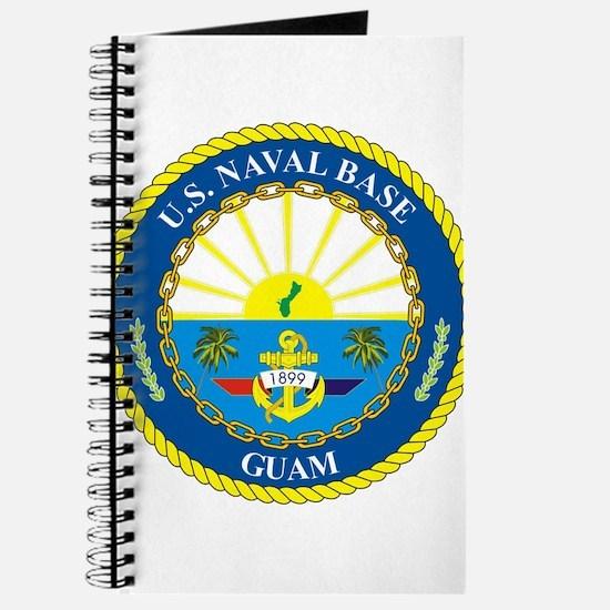 U.S. Navy Base Guam Journal