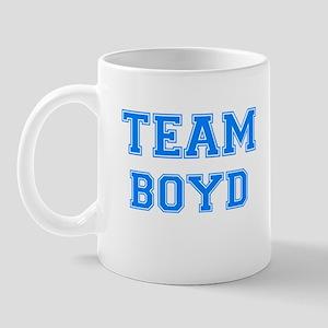 TEAM BRODERICK Mug