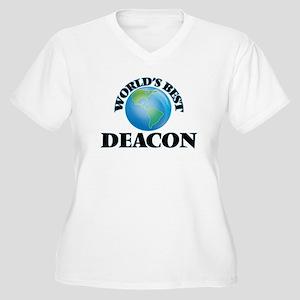 World's Best Deacon Plus Size T-Shirt