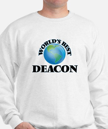 World's Best Deacon Sweatshirt
