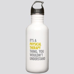 Physical Therapy Thing Stainless Water Bottle 1.0L