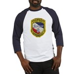 USS FOX Baseball Jersey