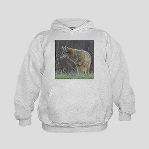 Wild Coyote Kids Hoodie