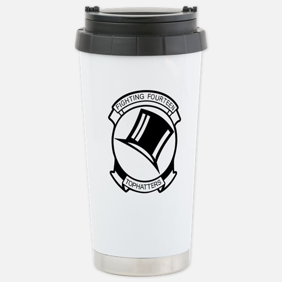 vf14logo.png Stainless Steel Travel Mug