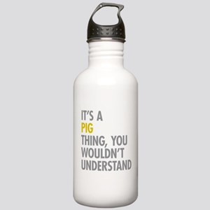 Its A Pig Thing Stainless Water Bottle 1.0L