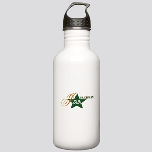 I love Pakistan Stainless Water Bottle 1.0L