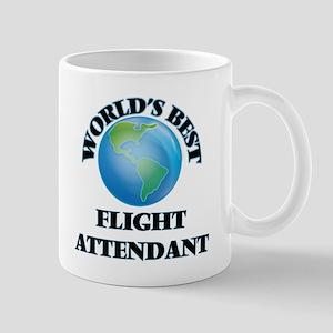 World's Best Flight Attendant Mugs