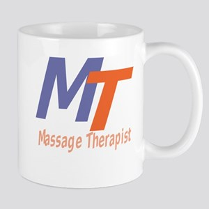 Modern Cool Massage Therapist Mug