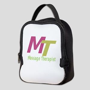 Massage Therapist Neoprene Lunch Bag