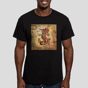 nautical beach girl T-Shirt