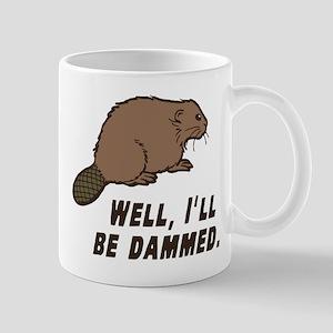 Dammed Beaver Mugs