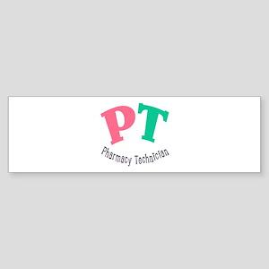 Pharmacy Technician Sticker (Bumper)