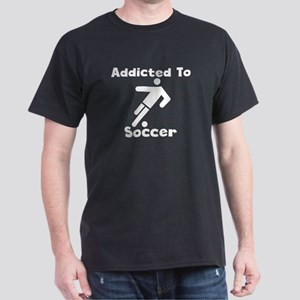 Addicted To Soccer T-Shirt