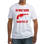 Geotz It Fitted T-Shirt