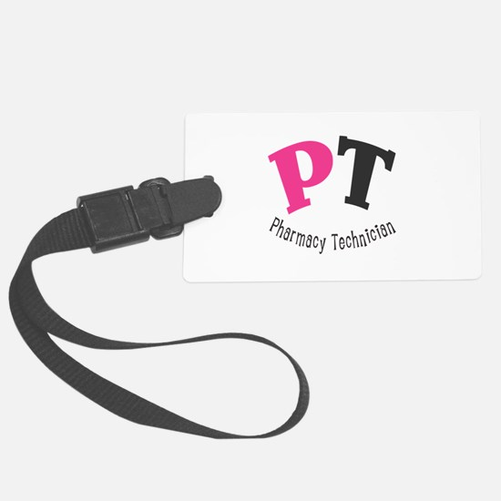 Pharmacy Technician Luggage Tag